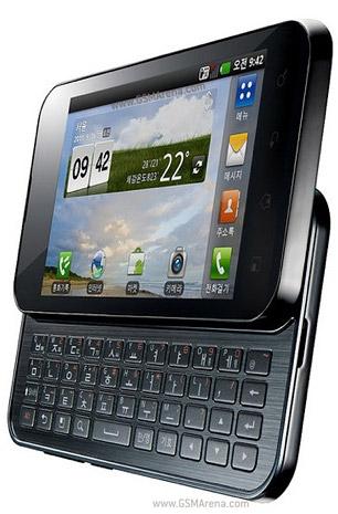 LG Optimus Q2 LU6500 pictures  official photos