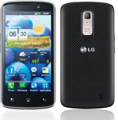 LG                                             LTE                  LG Optimus True HD LTE