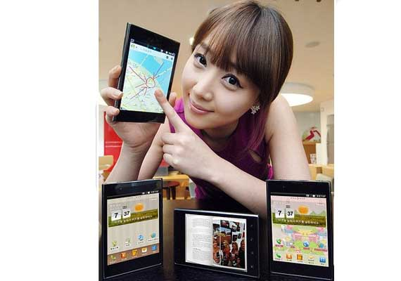Hands on  LG Optimus Vu P895