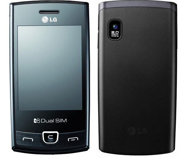 LG P520   Full Phone Specifications  Price