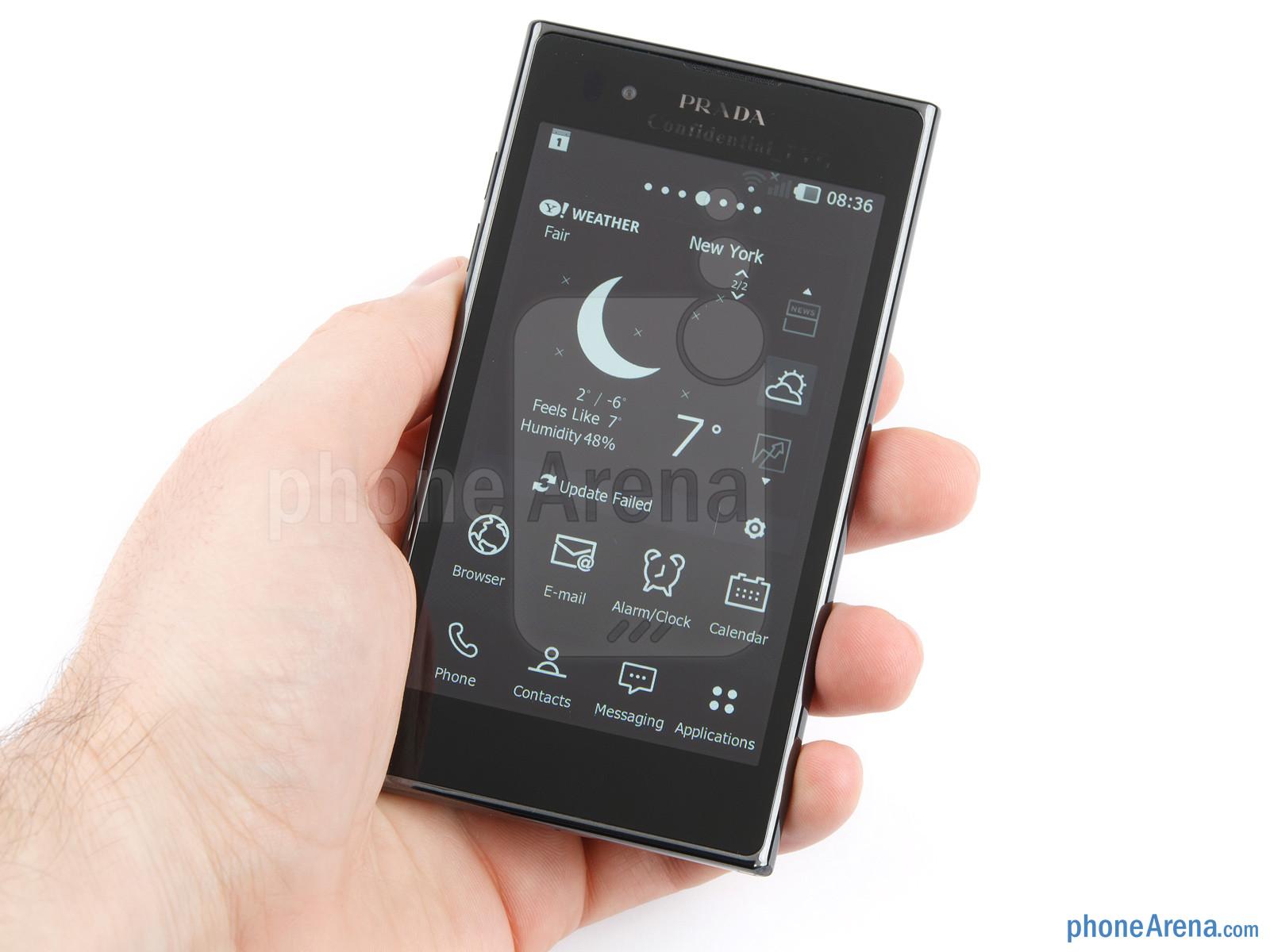 LG Prada 3 0 Review