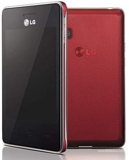 LG T370 Cookie Smart pictures  official photos