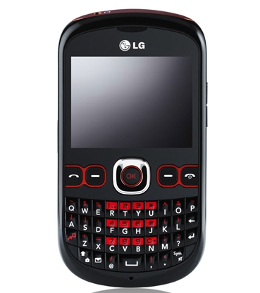 LG Town C300 phone photo gallery  official photos