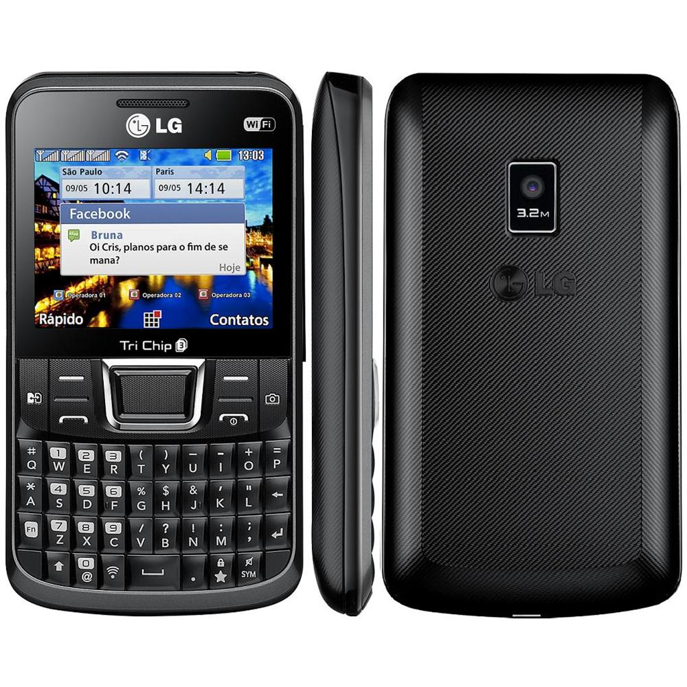 LG Tri Chip C333   NEWMOBILE