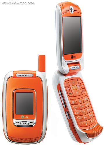 LG U8550   Full phone specifications
