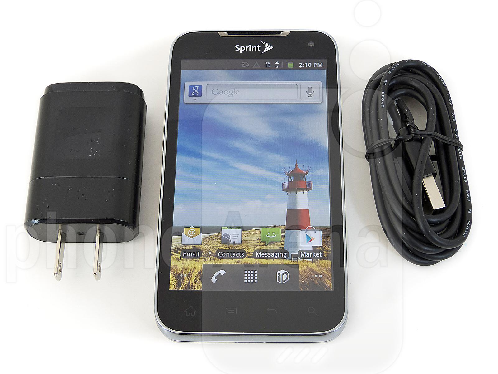 LG Viper 4G LTE specs