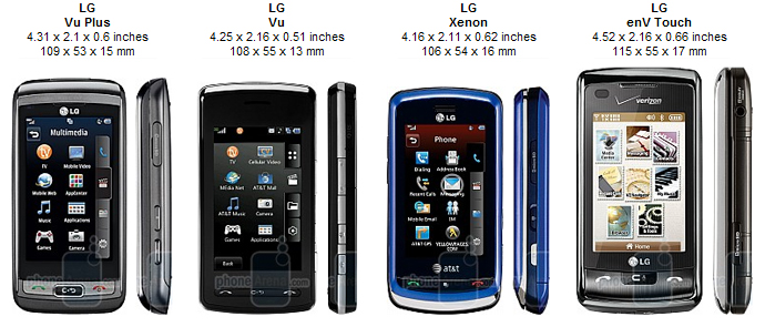 LG Vu Plus Review