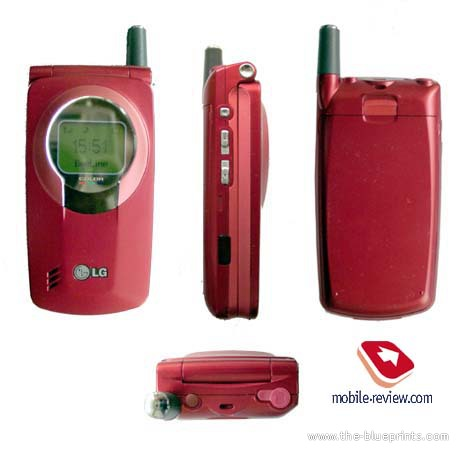 The Blueprints com   Blueprints Phones LG LG W7000