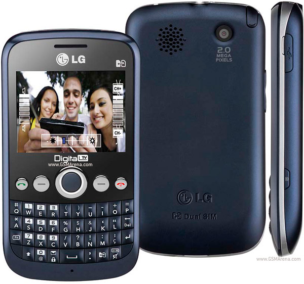LG X350 pictures  official photos