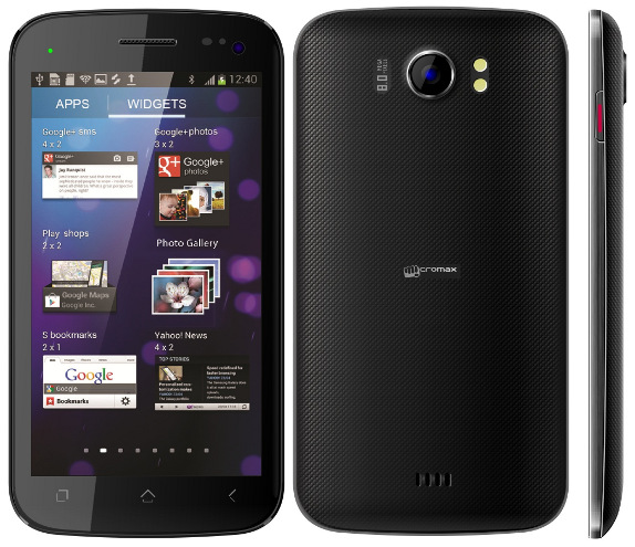 Micromax A110 Superfone Canvas 2 and A90S Superfone Pixel launched