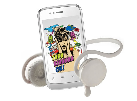 Micromax A45 Superfone Punk Music Phone launched for Rs  5 499