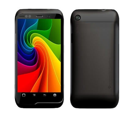 Micromax A85 now available in India for Rs