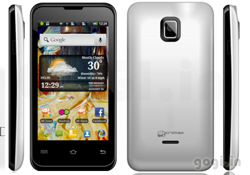 Micromax Ninja 4 review the Micromax A87 what were you expecting