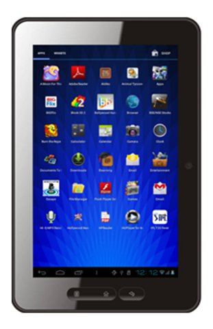 Micromax Funbook Tab Price in India   P300 Specifications