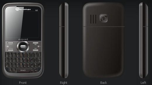 Micromax Q2 Price in India   Micromax Ezpad Price   mobile phone