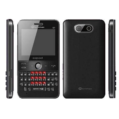 Micromax Q7 Price in India 10 Oct 2013 Buy Micromax Q7 Mobile