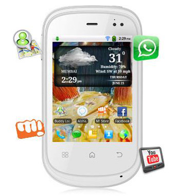 Micromax Superfone Punk A44   Full phone specifications