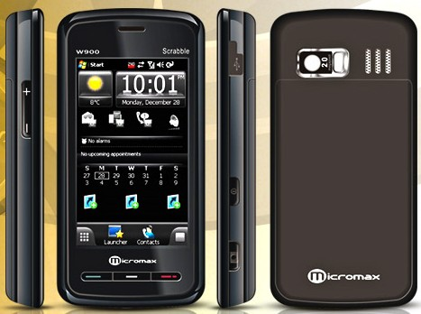 Micromax W900 Price India   Micromax W900 GPS mobile price