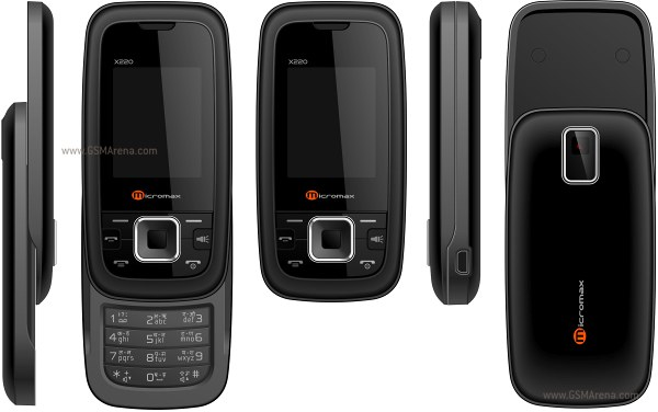 Micromax X220 pictures  official photos