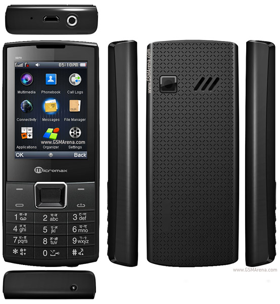 Micromax X270 pictures  official photos