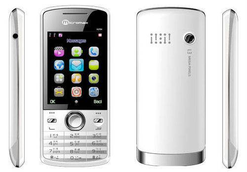 Micromax X291 Price in India 6 Oct 2013 Buy Micromax X291 Mobile