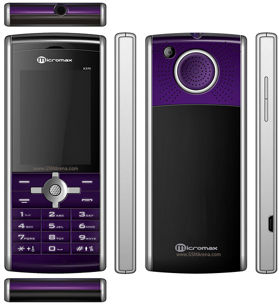 Micromax X370 pictures  official photos