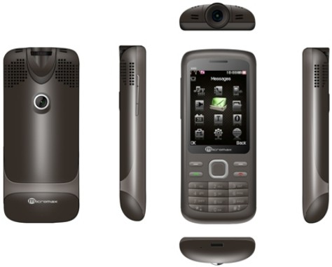 Micromax X40 Price in India   Micromax Projector Mobile Phone
