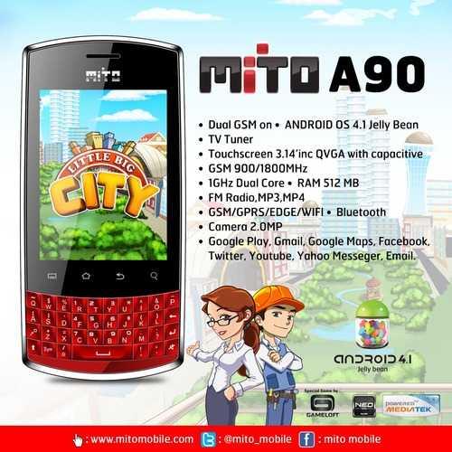 Gambar Mito A90