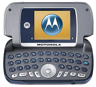Motorola A630 phone photo gallery  official photos