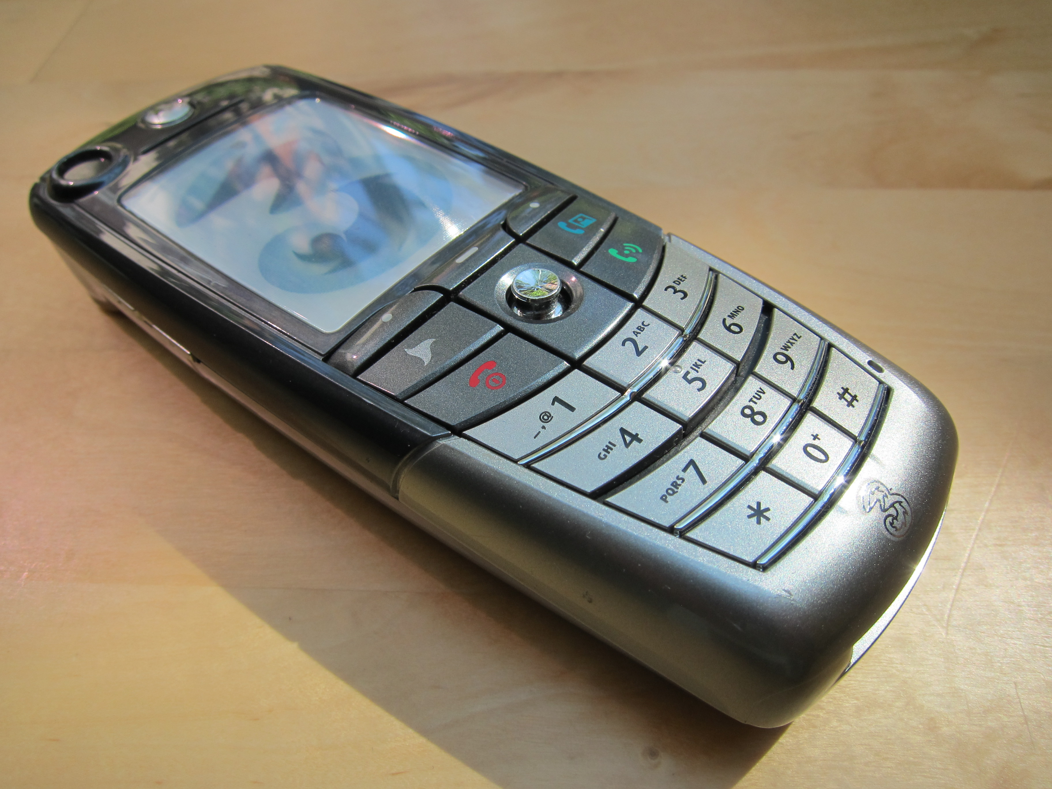 Motorola A835   My Phone Book