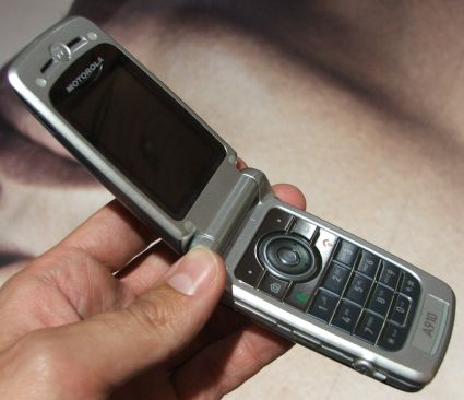 The Motorola A910