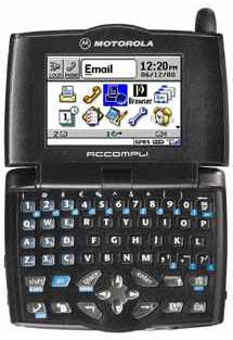 Motorola Accompli 009 Preview   Price   Buy and Sell