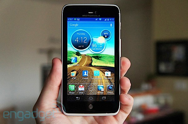 Motorola Atrix HD review