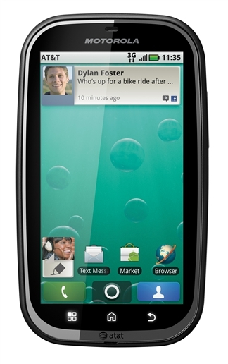 Motorola MB520   BRAVO Specifications  Tips And Tricks