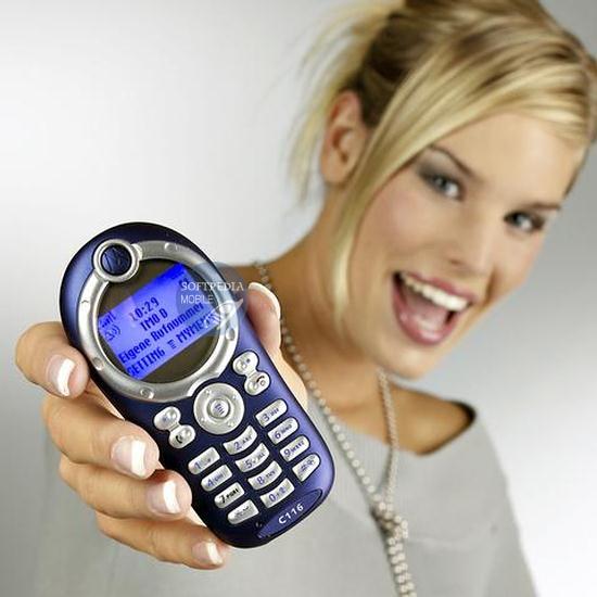 Motorola C116 pictures