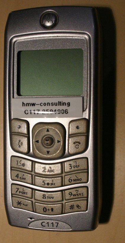 MotorolaC115     OsmocomBB