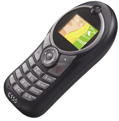 New Motorola C155   Esato
