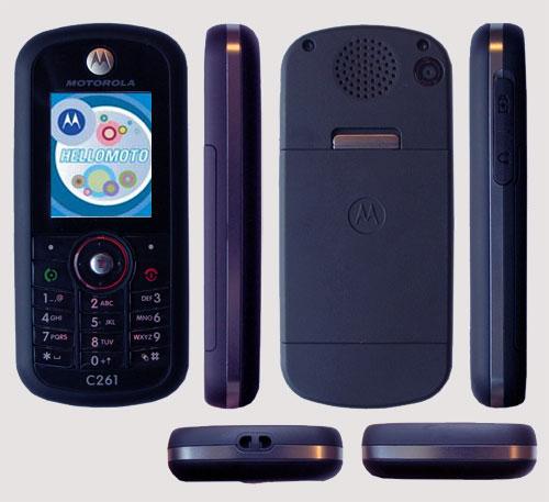 Swotti   Motorola C261  The most relevant opinions