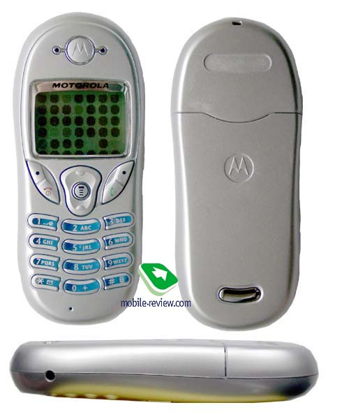 Mobile review com            GSM                  Motorola C300