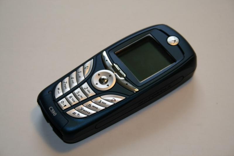 Sync your Motorola C390 with iSync for free   Martin Wojtczyk