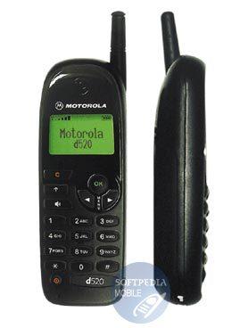 Motorola d520 pictures