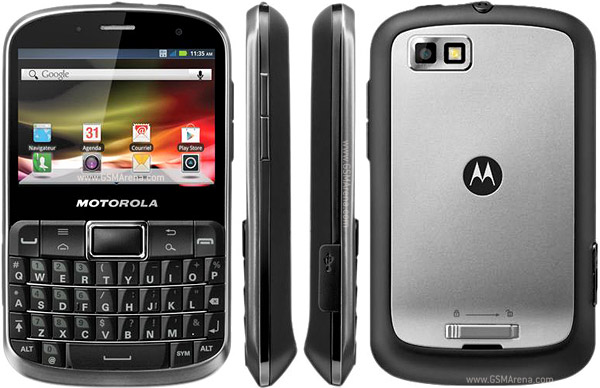 Motorola Defy Pro XT560 pictures  official photos
