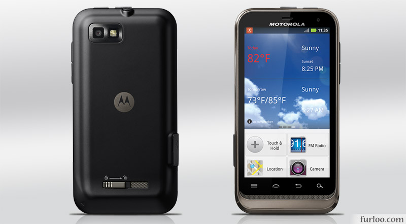 Motorola DEFY XT XT556 Pictures And Review with Specification