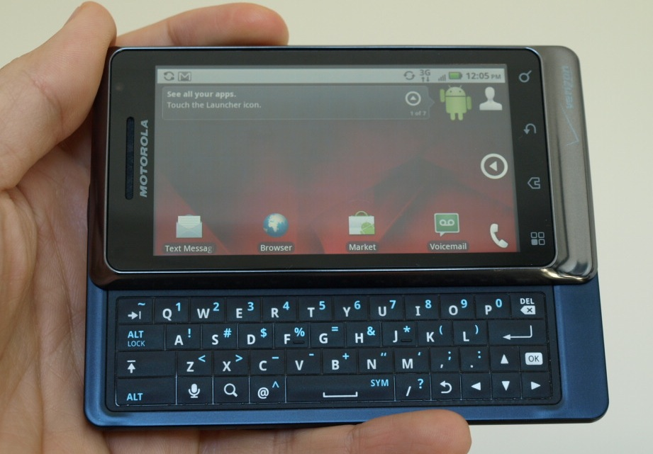 Review  Motorola Droid 2   Is this Android phone still king