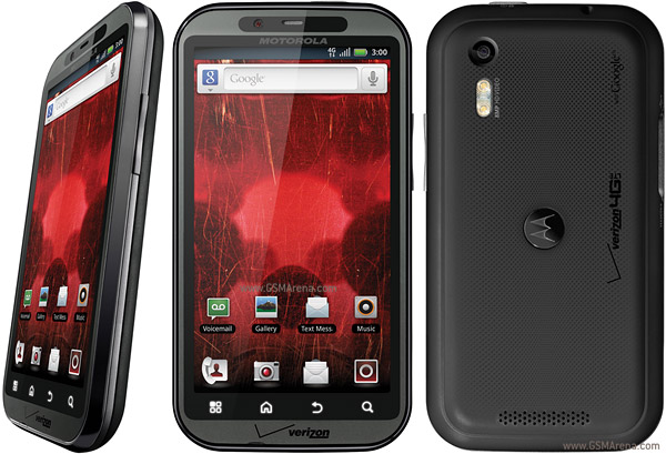 Motorola DROID BIONIC XT865 pictures  official photos