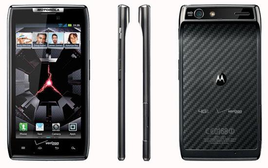 Motorola Droid RAZR XT912  16Gb    Alltel Phones