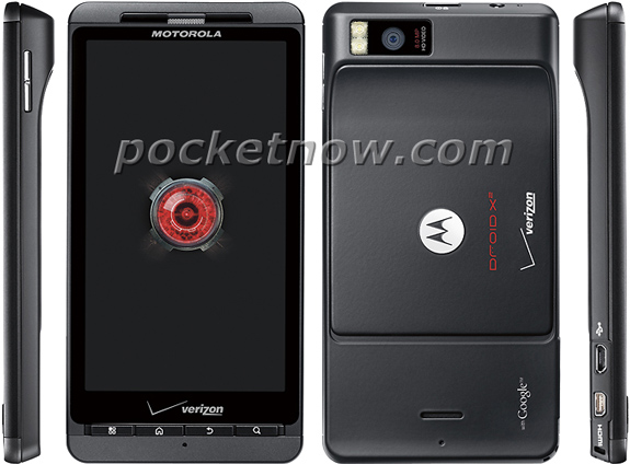 Motorola Droid X2 Specs Fully Revealed   Pocketnow