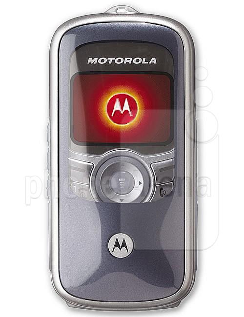 Motorola E1000   Motorola Update