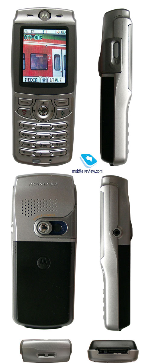 Mobile review com Review Motorola E365