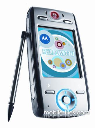 Fotografie  Motorola E680i     Pobierz